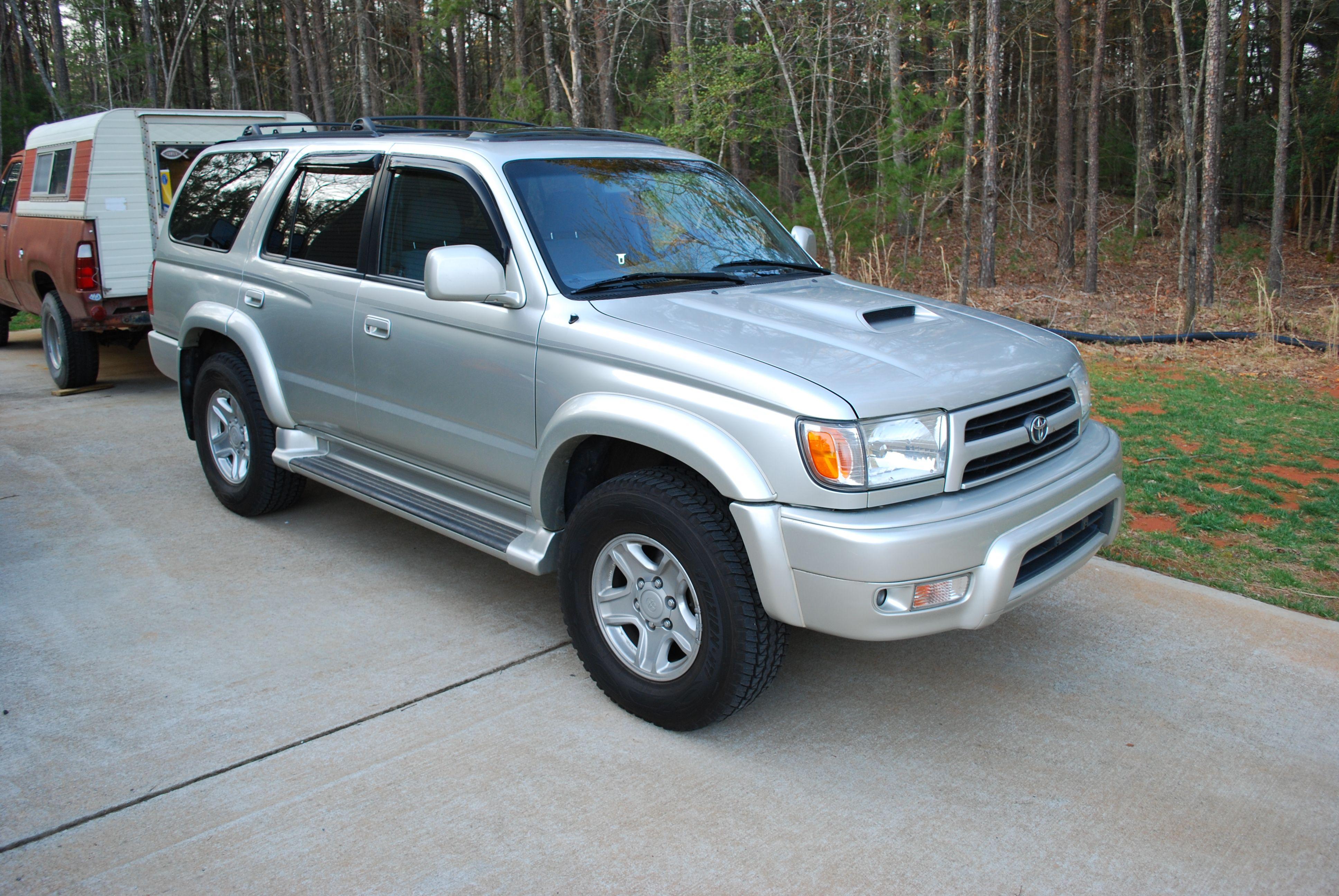 2000 Toyota 4Runner Sports Edition 4x4 2000 toyota