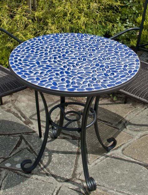 Faro Mosaic Bistro Table