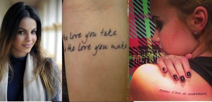 tatuagem Sthefany Brito - Pesquisa Google