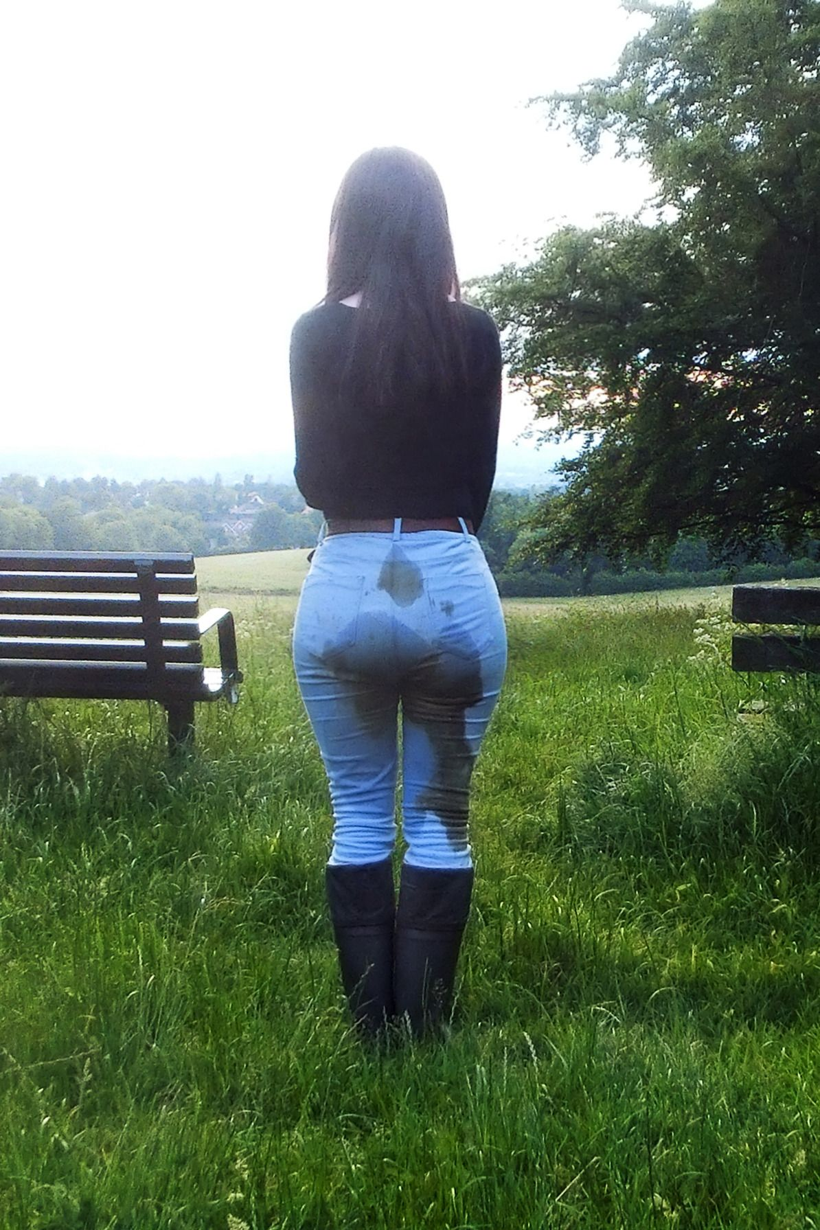 A Diary Of A Uk Girls Purposeful Pants Pooping  In -5006