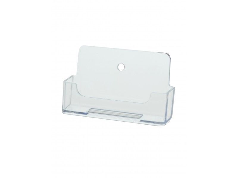 Business Card Holder Wall Mount Clear Acrylic Hang Wall Display ...