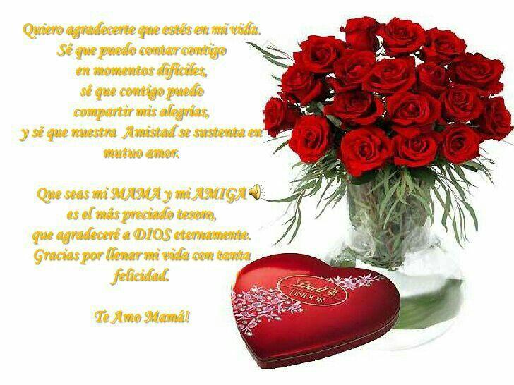 Feliz Dia De San Valentin De Una Hija Para Su Mama Mensajes