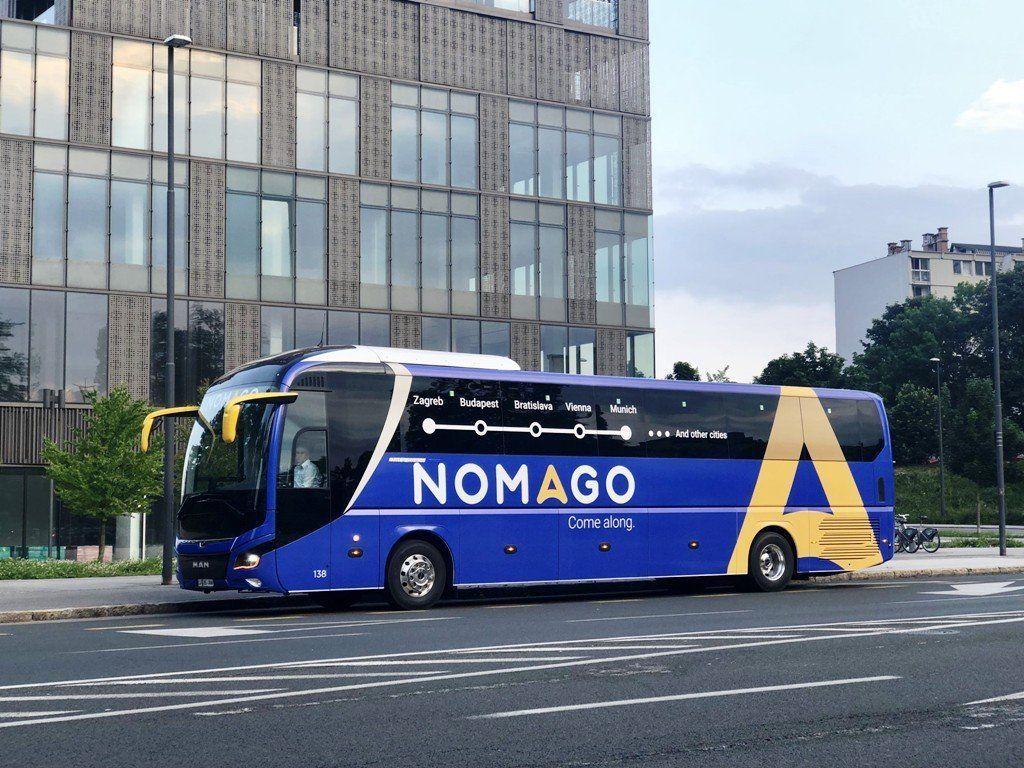 Nomago L Alternativa A Flixbus Viaggiamocela Travel Blog Dal 25 Giugno Gli Autobus Di Nomago Collegheranno V Francoforte Germania Agenzia Di Viaggi Autobus