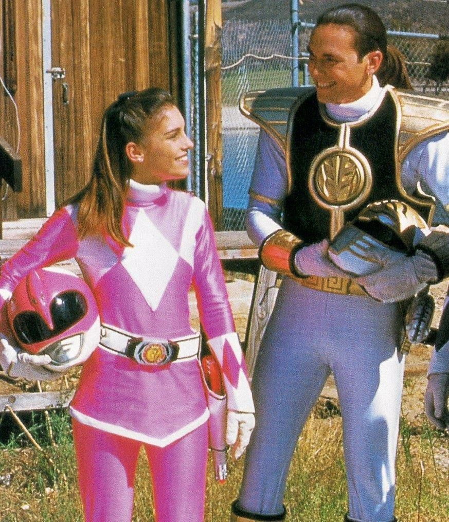 Tommy and Kimberly you are best power ranger eve . What is best tommy ? To  Jason David Fran… | Power rangers costume, Pink ranger kimberly, Power  rangers cosplay
