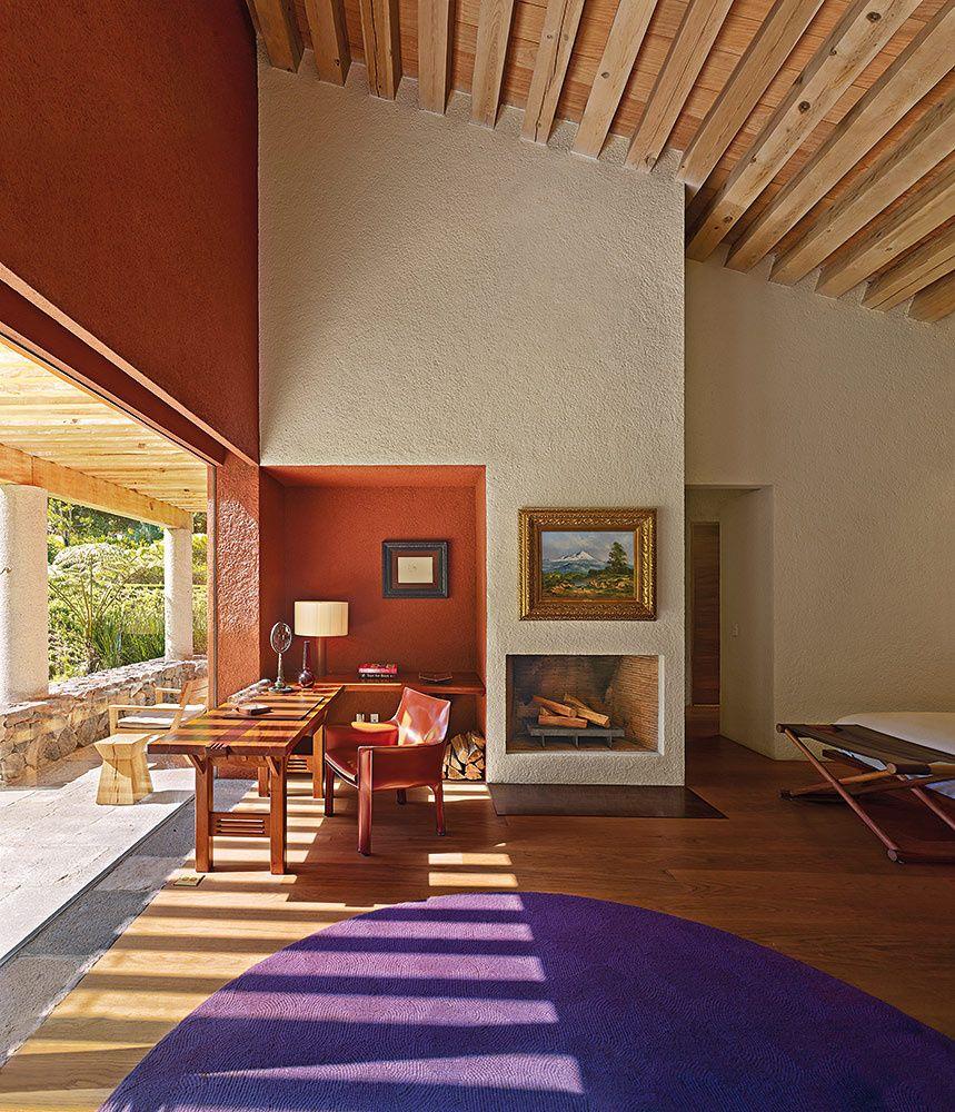Casa legorreta legorreta luis barragan architecture - Diseno interior casas ...