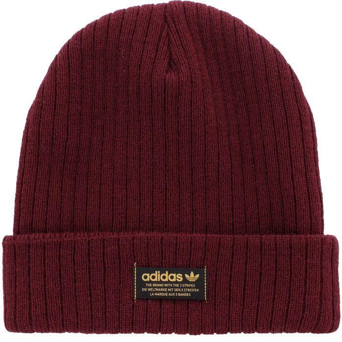 39dd86a30794c adidas ORIGINALS WIDE RIB BEANIE - Womens Hats