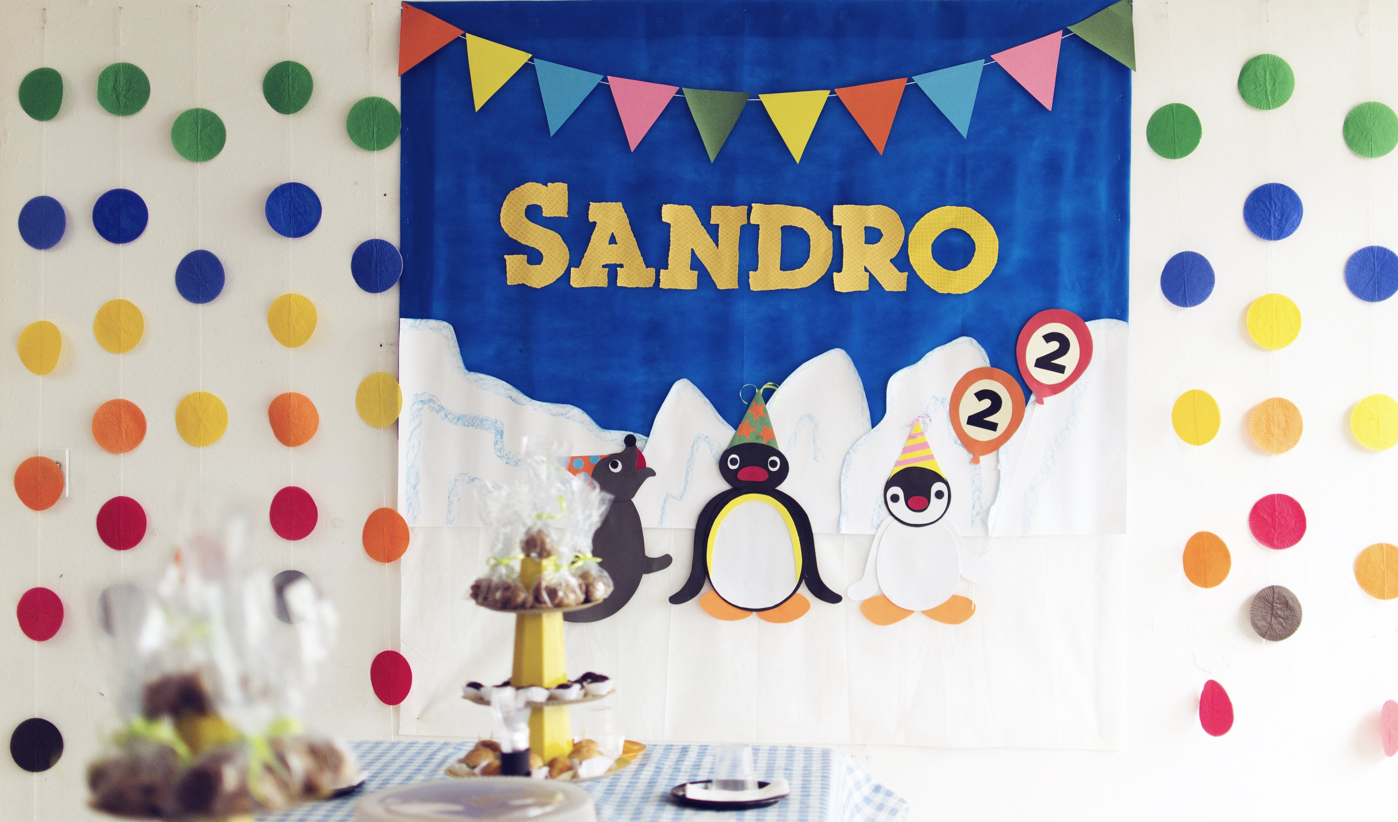 1000 images about Pingu 2nd Birthday Party on Pinterest
