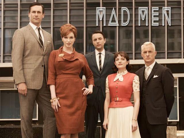 Série : Folle de Mad Men // About Mad Men