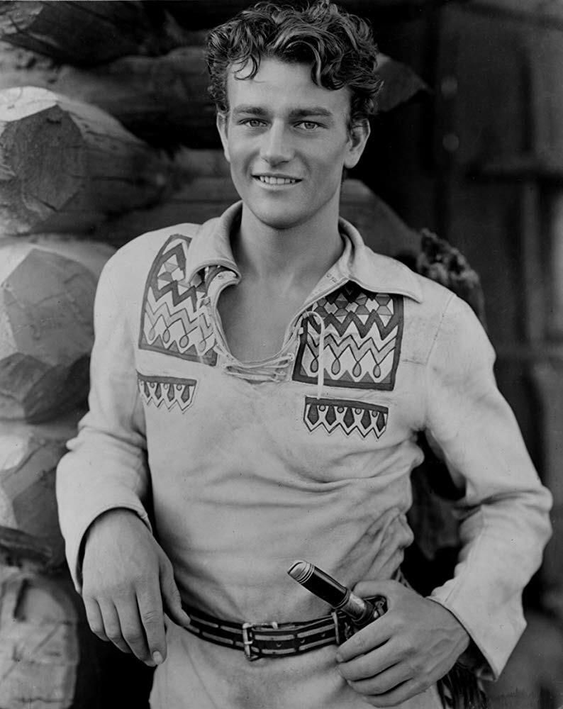 23 Year Old John Wayne In His First Starring Role The Big Trail 1930 Young John Wayne John Wayne Wayne