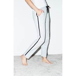 Photo of Loungewear-Hose in Gray Melange Joop