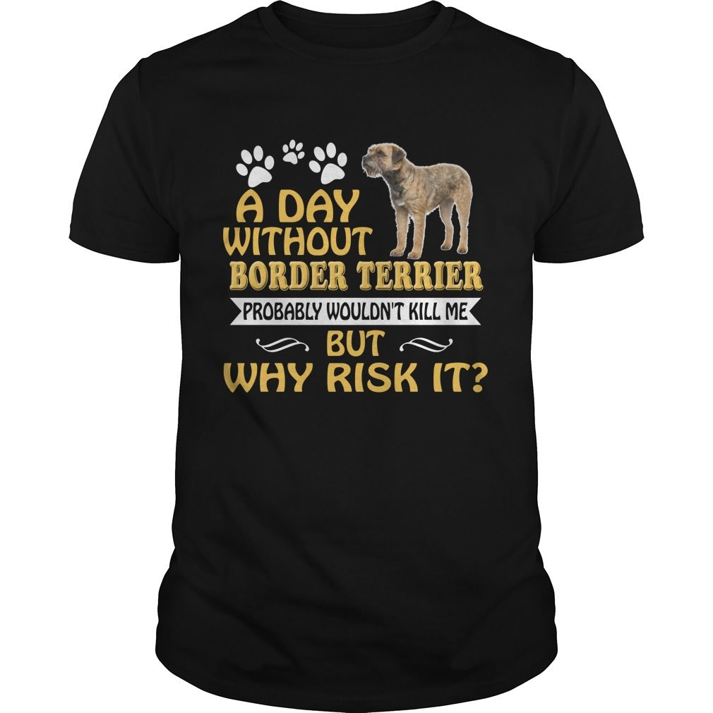 Border Terrier 1 Shirt, Border Terrier 1 Hoodie from 19
