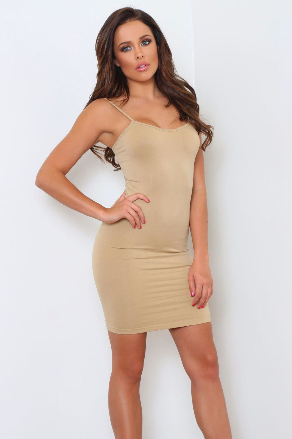 Brooke slip dress products fit and dresses
