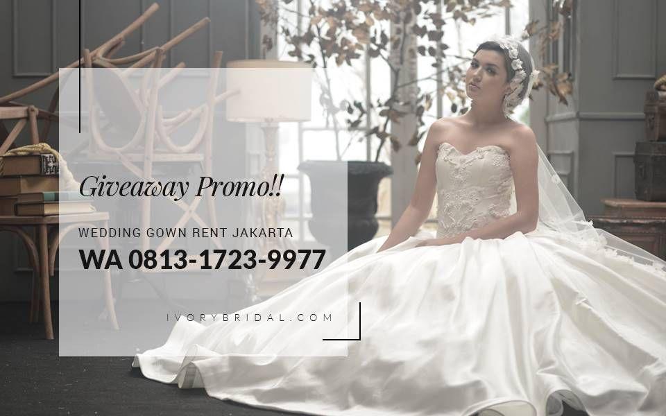 Gaun Pengantin Sederhana Tapi Cantik Wedding Dress
