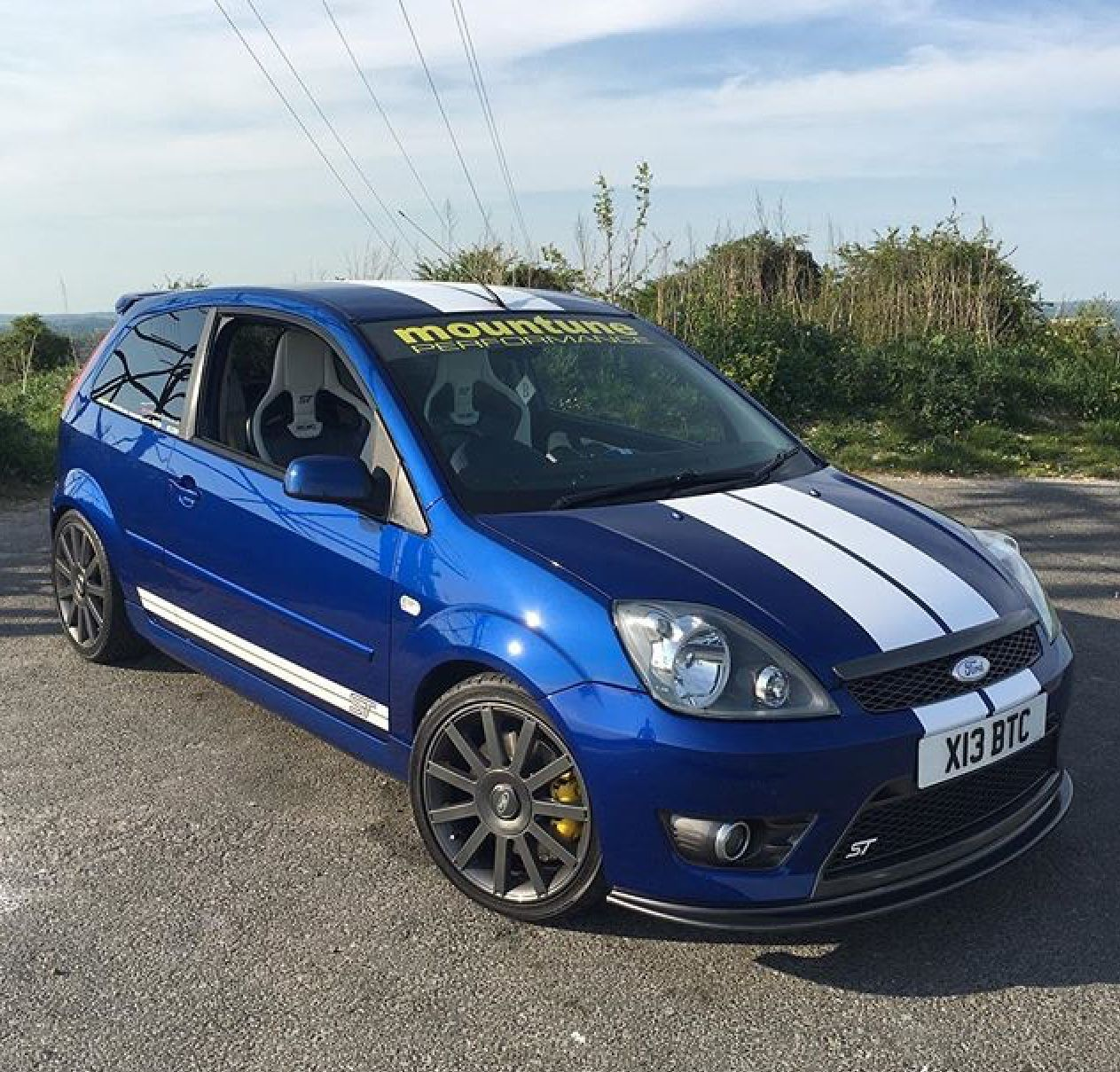 Pin By Oliver Watts On Ford Fiesta Mk6 Ford Fiesta St Ford