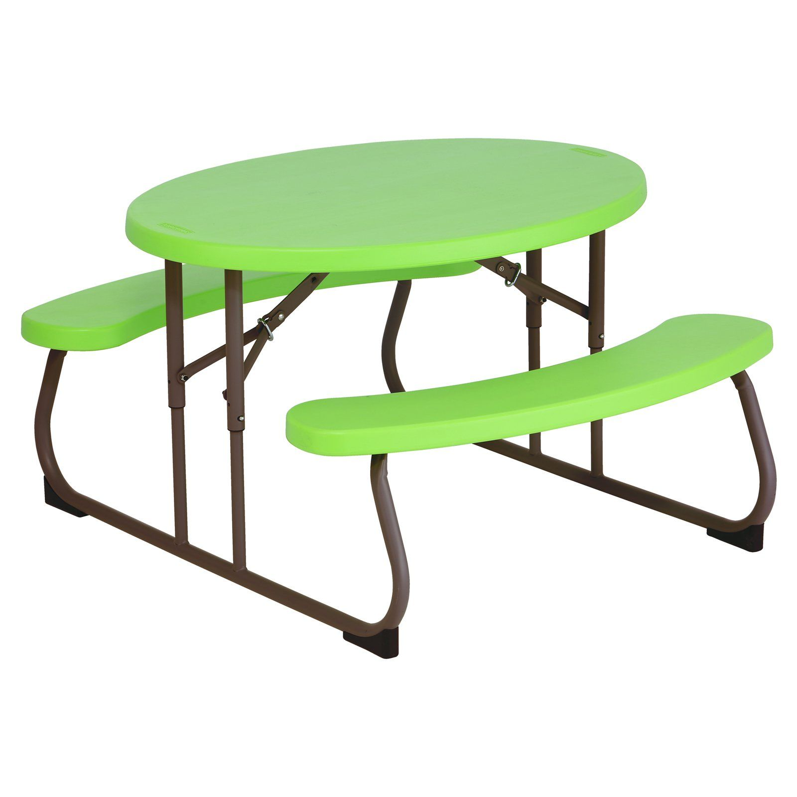 Lifetime Products Childrens Folding Picnic Table From Hayneedle