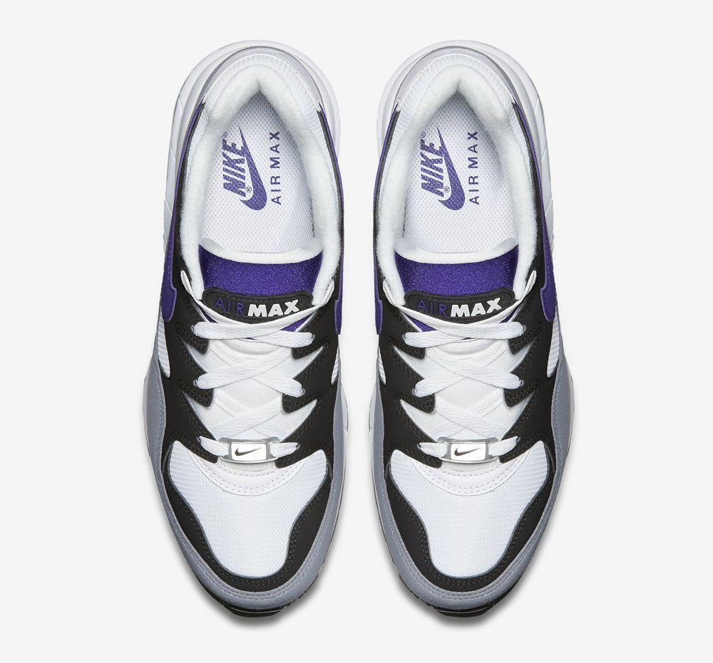 official photos 35541 35e56 Nike Air Max 94 OG - Black   White-Cool Grey-Court Purple - Air 23