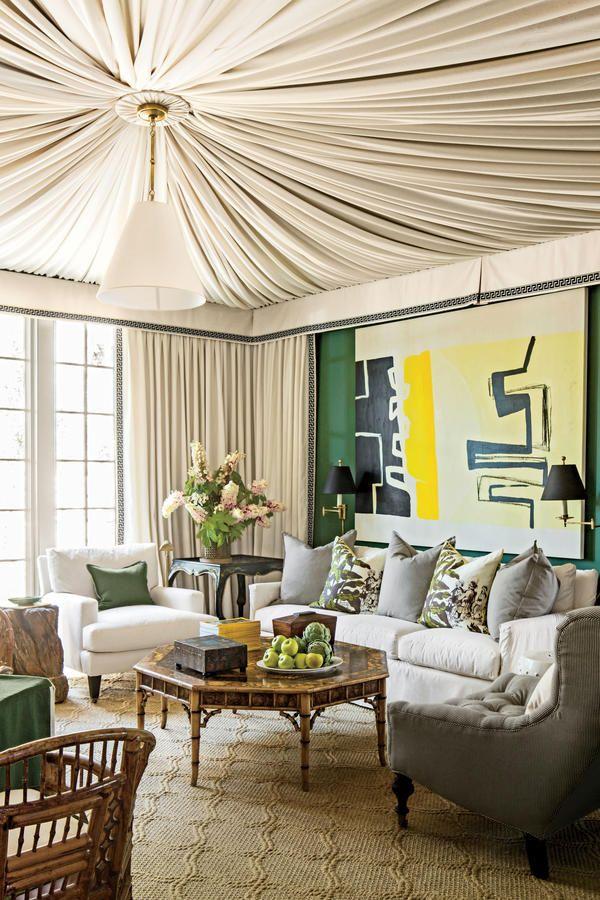 50th anniversary idea house family room designed by bill ingram