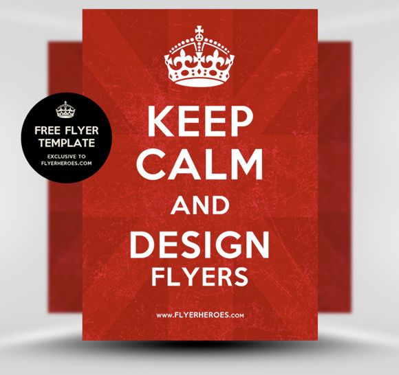 free flyer layouts