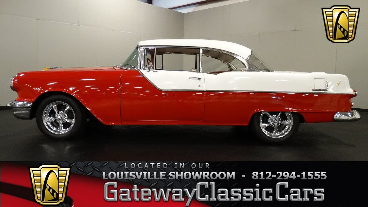 1955 Pontiac Chieftain - Louisville Showroom - Stock # 1060 ...