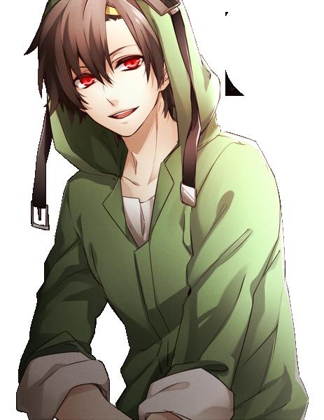 Guy im green hoodie Handsome anime, Anime, Cute anime boy