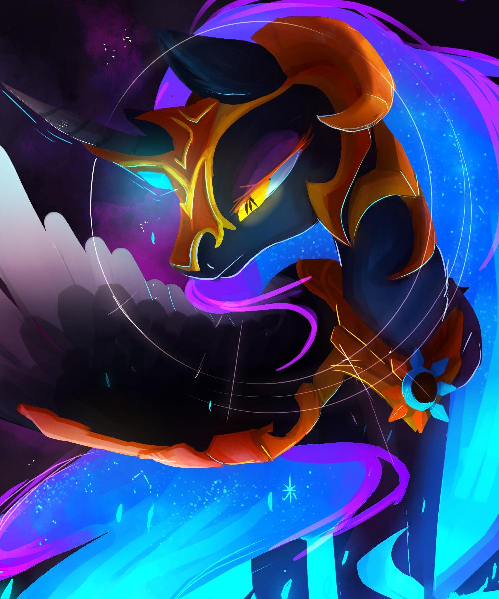 Nightmare Moon :: Второстепенные персонажи my little pony ...