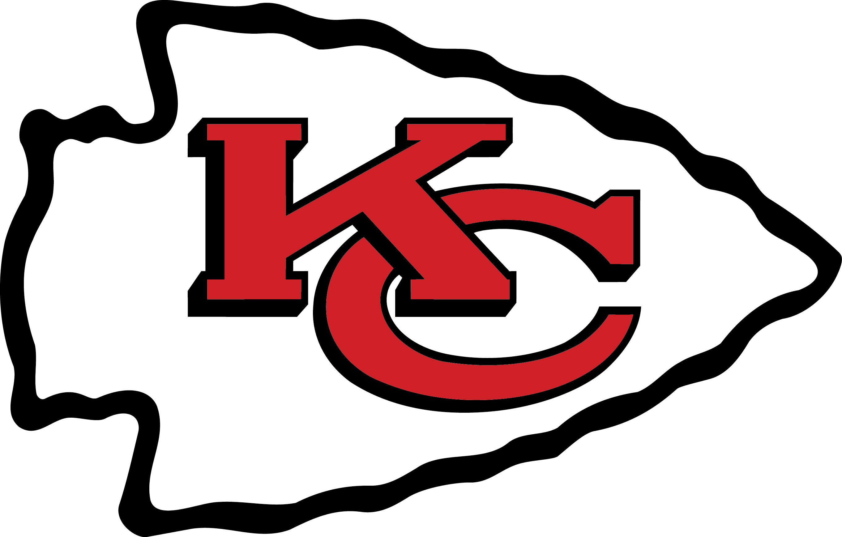 Kansas City Chiefs Logo Download Vector Kansas city
