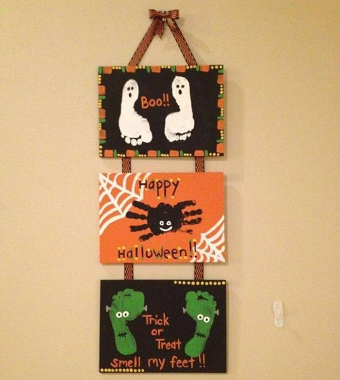 Halloween Deko Basteln- über 70 gruselige DIY Ideen zum Fest des Fürchtens
