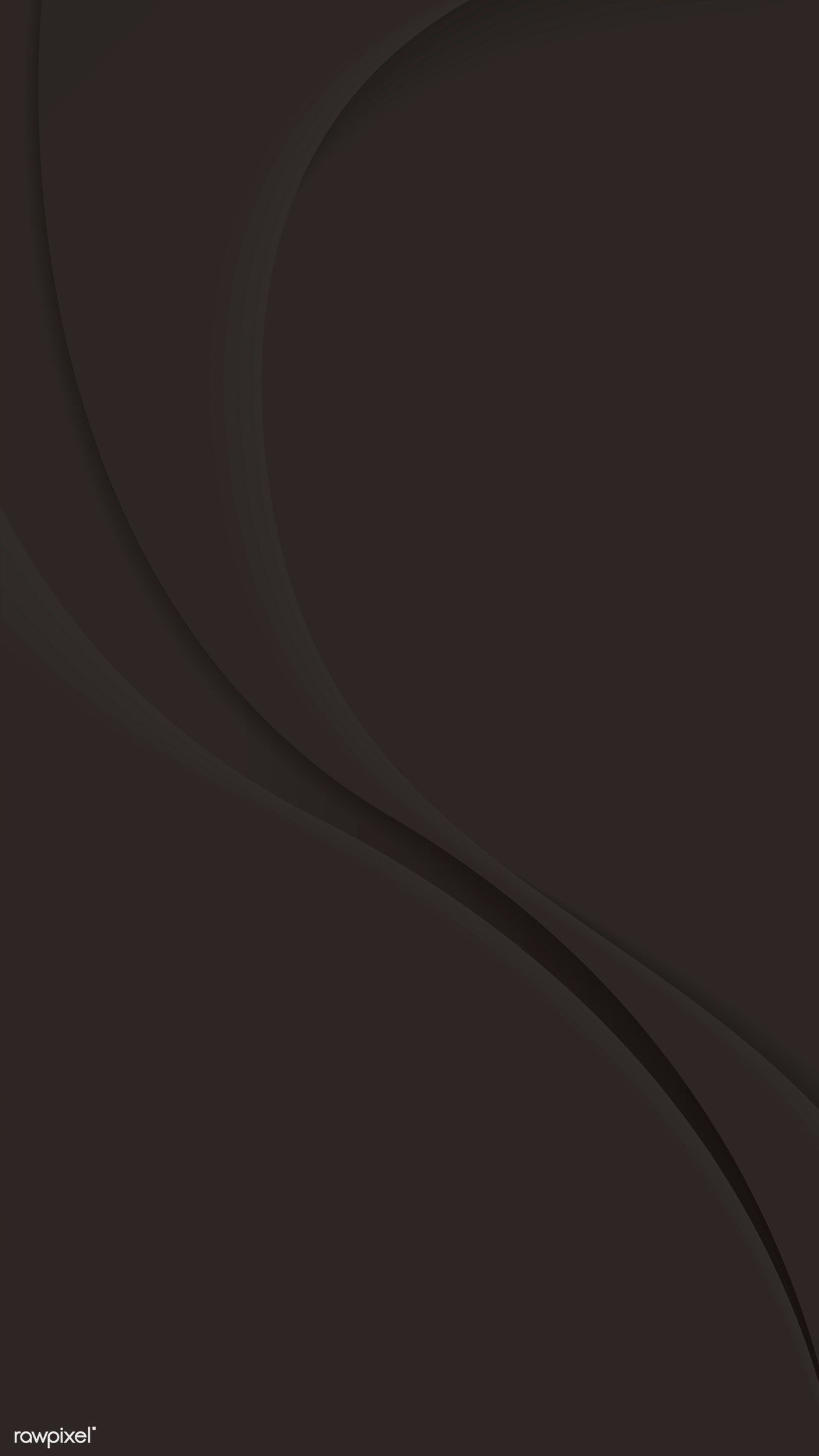 Download Premium Vector Of Black Abstract Wavy Background Mobile