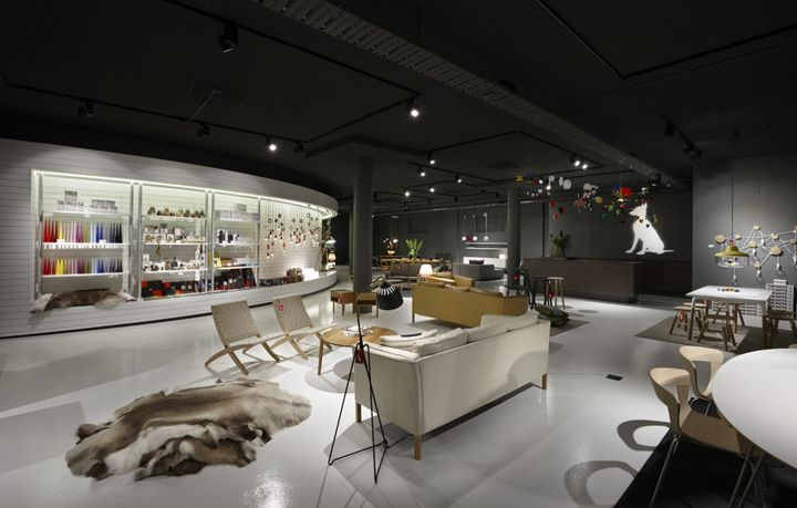 Great Dane Store By Mccartney Design Melbourne Store Design