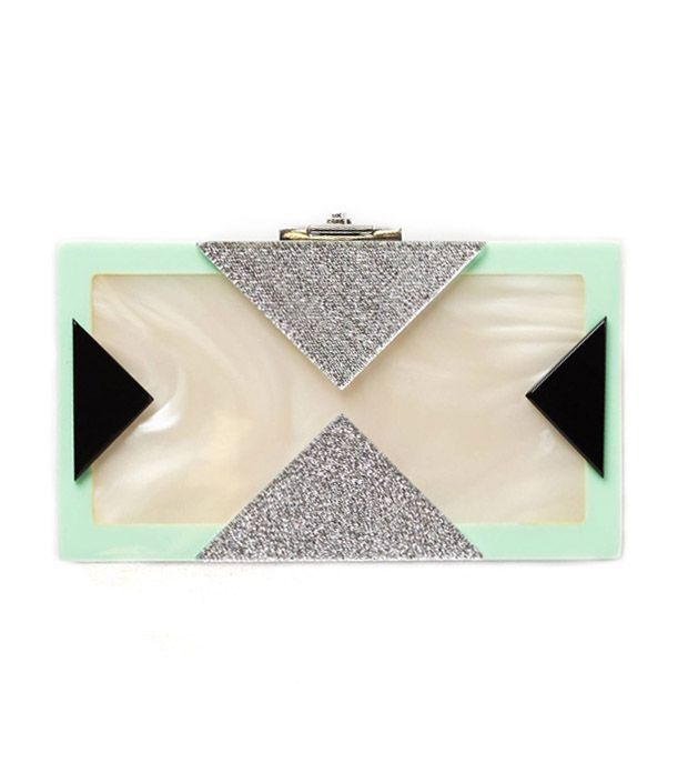 Must-Have: Spring Statement Clutch by Mother of Pearl