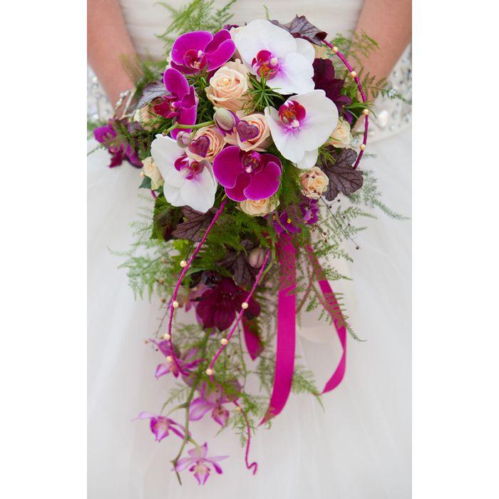 Fleurs de mariage 7 fleurs mariage pinterest for Bouquet de fleurs wine