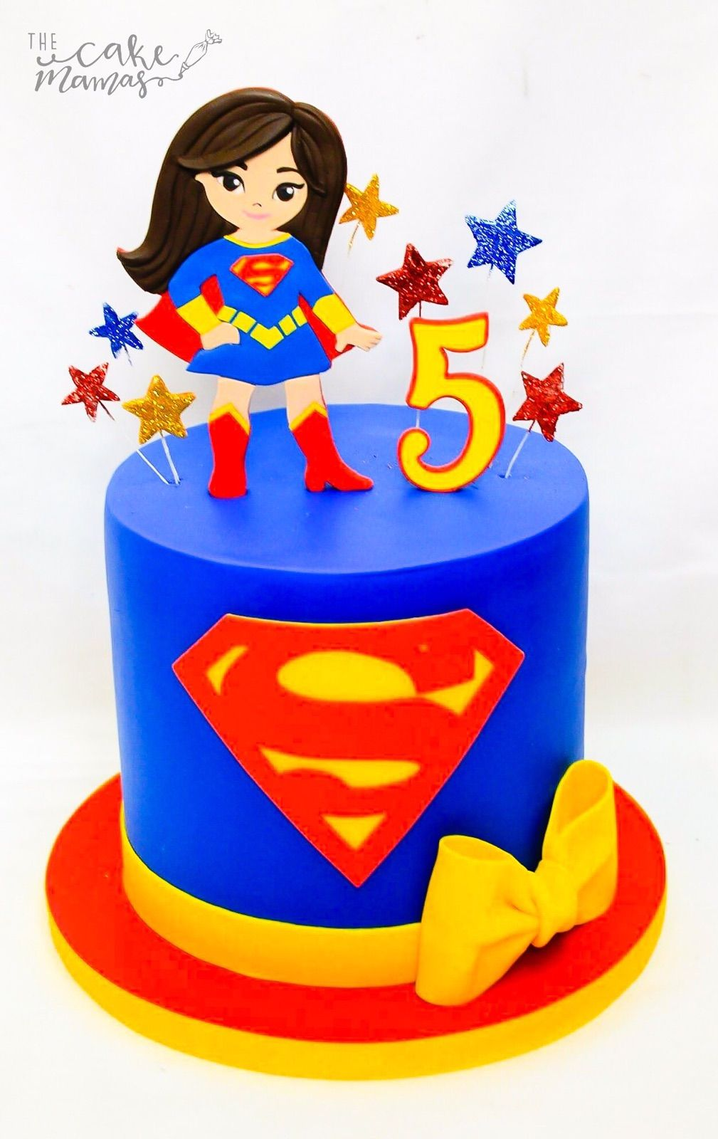 Surprising Super Girl Cake Superhero Birthday Cake Superman Birthday Cake Funny Birthday Cards Online Elaedamsfinfo