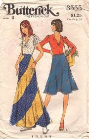 https://www.google.com/search?q=1970s sewing patterns skirt