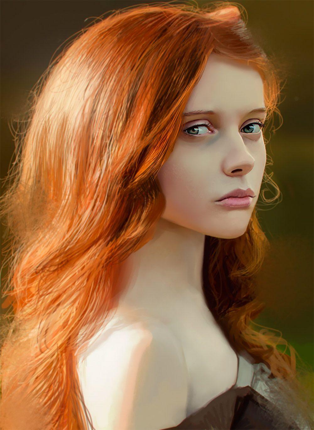 Redhead mexican girls