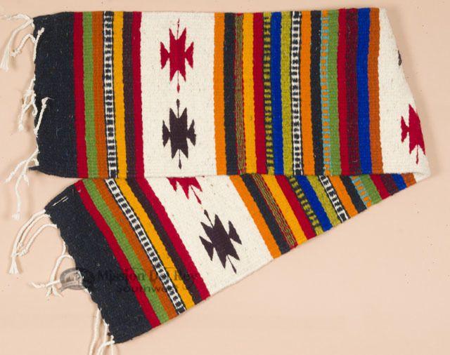 Zapotec Indian Woven Table Runner 10 Quot X40 Quot B58 In 2019