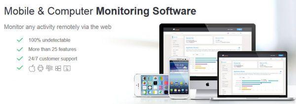 mSpy for Windows and Mac