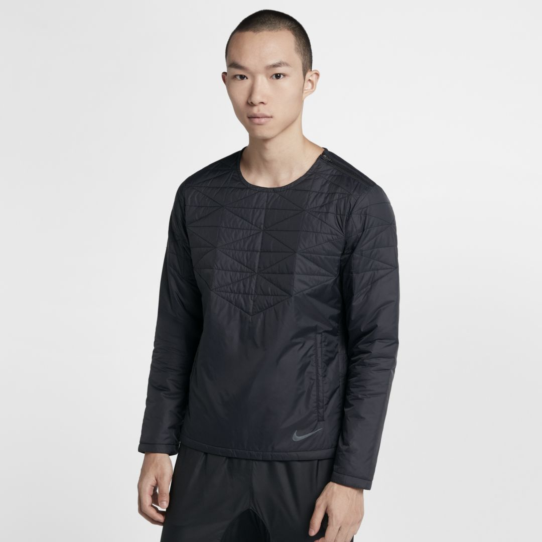 e86fe608 Run Division Men's Crew Running Jacket | Products | Running jacket ...