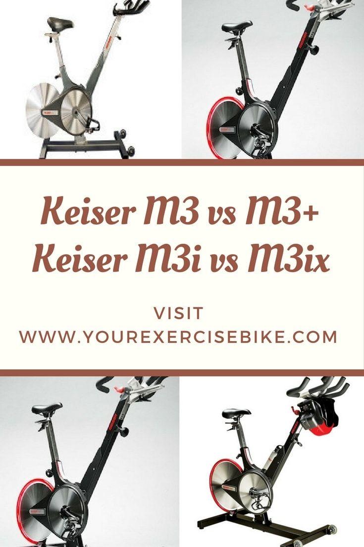 Keiser M3 Vs M3 Plus And M3i Vs M3ix Review To Help You Choose
