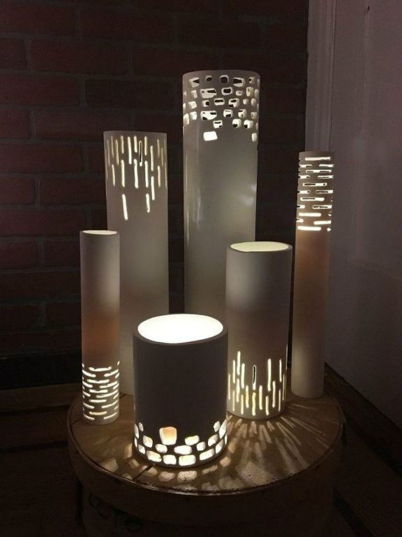 images creative home lighting patiofurn home pendant couldnt wait to get few new things on my patio and decided make these you might want buy some pvc pipe when you see amazing ideas