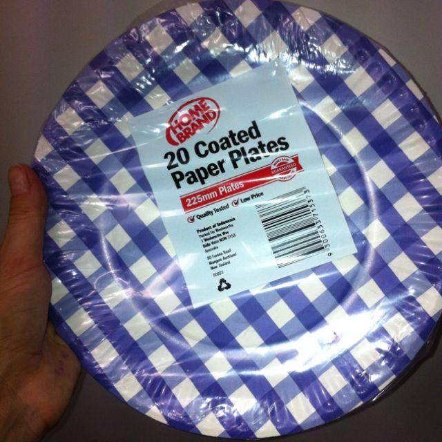 Checked paper plates & Checked paper plates | vintage cowboy party | Pinterest | Cowboy party