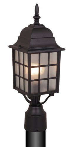 Vaxcel Vista Outdoor Post Light By Vaxcel Save 14 Off 38 25