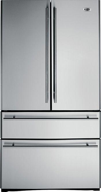 The New Ge Monogram Refrigerator Massive 72 Built In Bottom Freezer Refrigerator Is The Latest Ad Monogram Refrigerator French Door Refrigerator French Doors