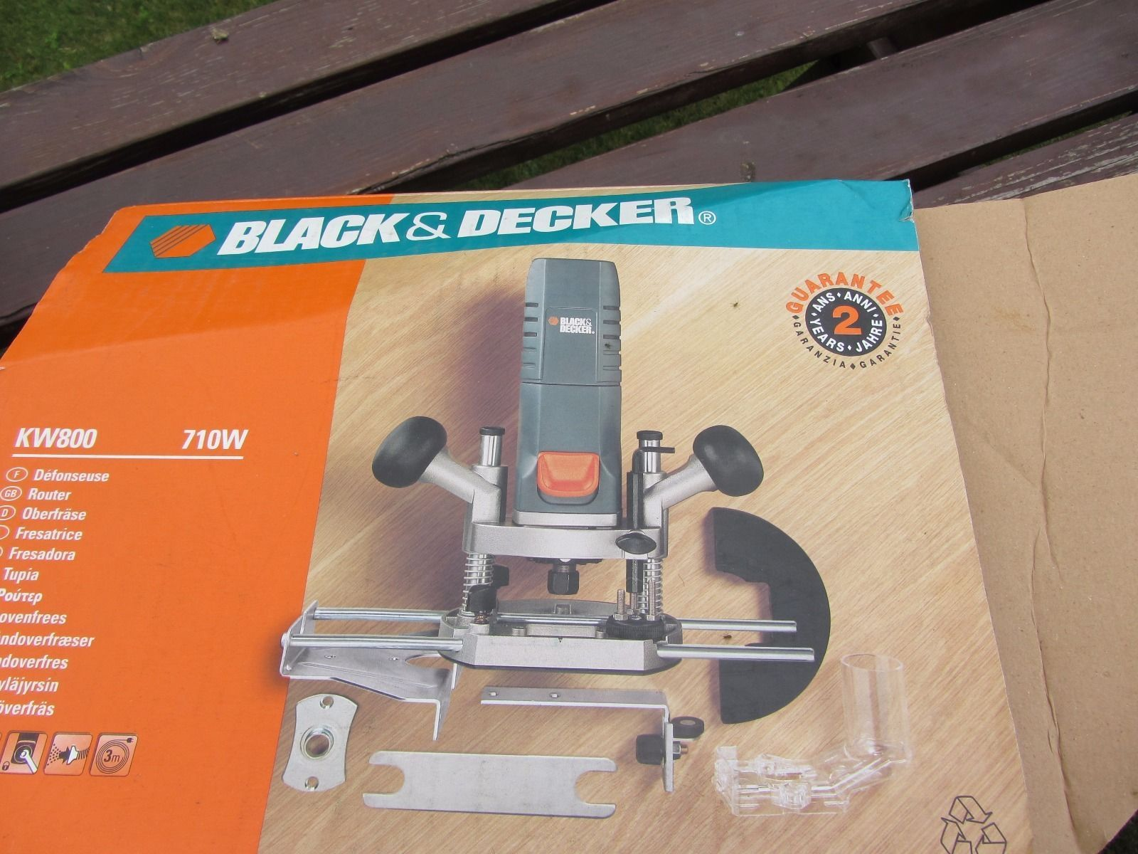 Black And Decker Routerjigsaw Table