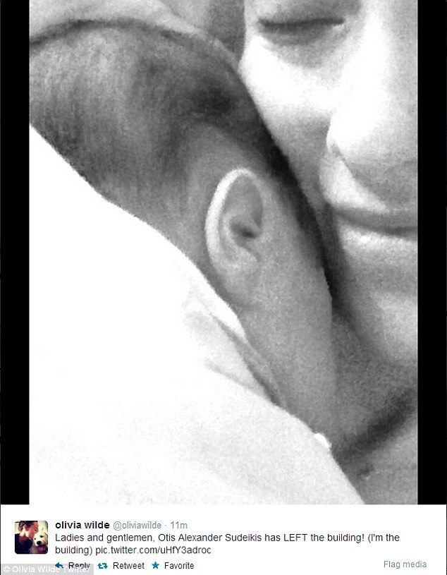 Olivia Wilde And Jason Sudeikis Welcome Their Baby Boy Welcome Baby Boys Olivia Wilde Celebrity Babies