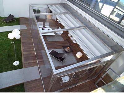 ARREDAMENTO E DINTORNI: coperture per terrazze e balconi ...
