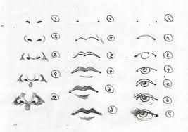 Αποτέλεσμα εικόνας για how to draw realistic nose step by ...