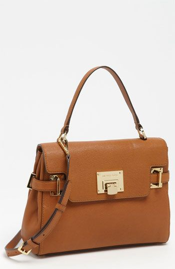 48e5f8a521fa I am SO buying this in the oxblood color MICHAEL Michael Kors 'Astrid -  Medium' Satchel available at #Nordstrom