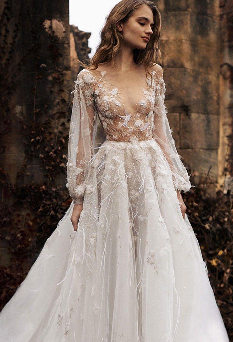 Vestidos Paolo Sebastian - Naked dress fantasy dreammy | Sprint ...