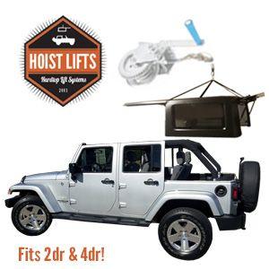Pin On Jeep Top Hoist