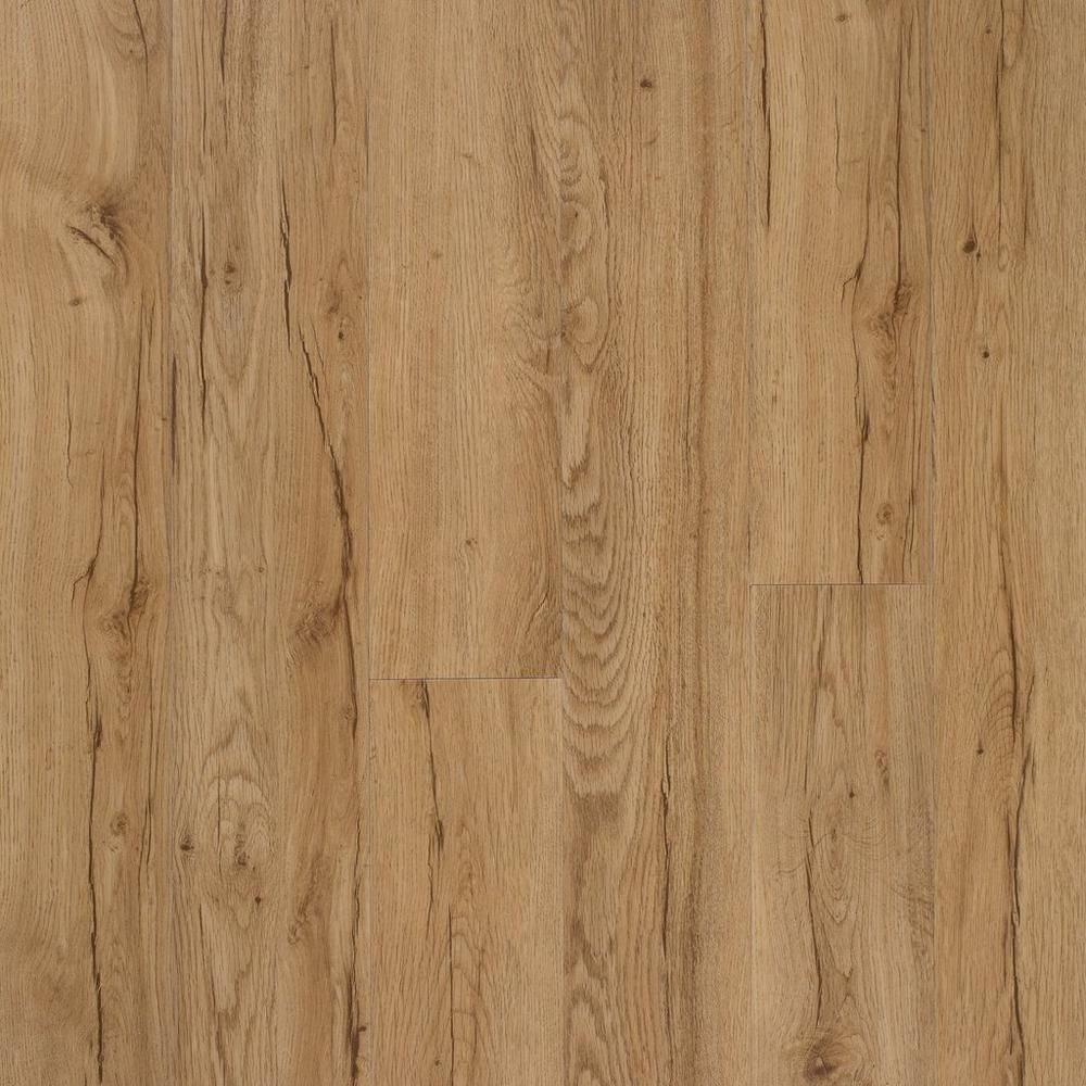 Signature Hickory Rigid Core Luxury Vinyl Plank Foam Back Waterproof Flooring Vinyl Plank Luxury Vinyl Plank